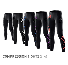 Compression Tights - $140